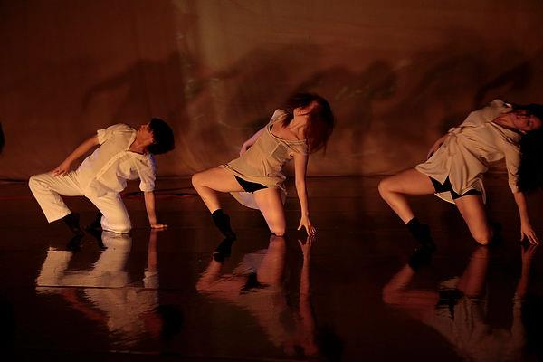 <b>Human Atlas</b> <br> Choreography by Cherise Richards