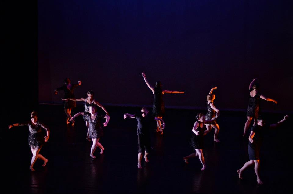 <b>Time</b> <br> Choreography by Jennifer Gamache-Dubilo, Eclipse Dance Company