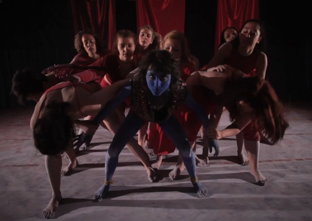 <b>Visceral by Tes Elations</b> <br> Choreography by Lindsay Lollie